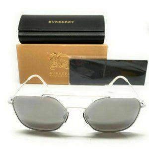 Burberry Men's White Sunglasses!